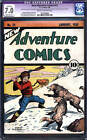 New Adventure Comics #23 (1938) CGC 7.0 Rare issue!