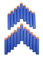 100% original  50pcs NERF N-Strike Dart Mint Loose For Nerf Gun Toy Child RW11