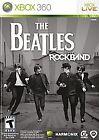 Beatles: Rock Band (Microsoft Xbox 360, 2009) New Sealed Rare