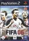 PS2 PS 2 FIFA 06