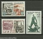 FRANCE - 1964 YT 1409 à 1411 - TIMBRES NEUFS** LUXE