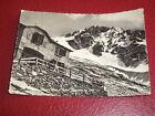 Cartolina Val Masino - Rifugio Ponti e Monte Disgrazia 1950 ca