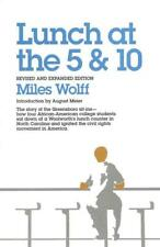 LUNCH AT THE 5 & 10 - WOLFF, MILES - NEW PAPERBACK BOOK