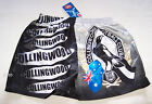 Collingwood Magpies AFL Mens Printed Satin Boxer Shorts Size XXL New