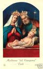 ADESIVO STICKER SANTINO HOLY CARD MADONNA DEL CAMPIONE TODI