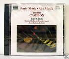 CAMPION LUTE SONGS/ CD