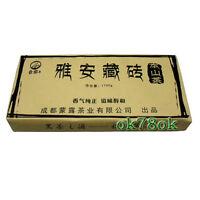 SPECIAL Premium Ya'an Tibetan Tea Brick Organic Dark Tea CHINA TEA 1700g