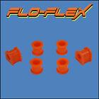 Ford Escort MK5, MK6, MK7 Delantero Y Trasero barra estabilizadora Bujes en Poly