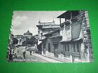 Cartolina Salsomaggiore - Via Berzieri 1954