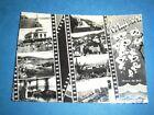 Cartolina Bordighera - Vedute diverse 1951