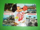 Cartolina Sanremo - Vedute diverse 1974