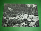 Cartolina Champoluc - Scorcio panoramico 1955 ca