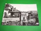 Cartolina Brescia - Il Castello 1957