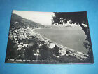 Cartolina Alassio - Panorama e Isola Gallinara 1950 ca