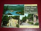 Cartolina Sacro Monte di Orta - Vedute diverse 1969