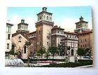 Cartolina Ferrara - Castello Estense 1960 ca