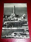 Cartolina Genova - La Lanterna e Porto 1951