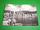 Cartolina Alassio - Scorcio panoramico dal molo 1955