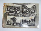 Cartolina Savigliano - Vedute diverse 1957
