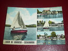 Cartolina Lago di Varese - Schiranna - Vedute diverse 1966