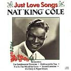 Nat 'King' Cole - Just Love Songs - Music CD Album (1996)