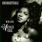 Natalie Cole - Unforgettable With Love - CD Album (1991)