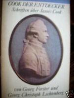 James Cook  Schriften über James Cook m Abbildungen