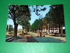 Cartolina Piacenza - Pubblico passeggio 1960 ca