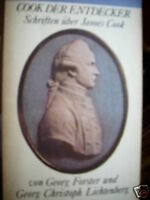 James Cook  Schriften über James Cook m Abbildungen tb´´