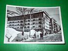Cartolina Limone Piemonte - Albergo Montevecchio e Hotel Baltas 1965