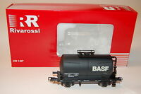 "Rivarossi HR6143 Kesselwagen ""BASF"" DB Ep. IV H0 1:87 NEU & OVP"