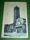 Cartolina Brescia - Torre del Popolo 1935 ca