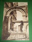 Cartolina Taormina - Porta Palazzo Ciampoli 1920 ca
