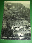 Cartolina Chiomonte - Scorcio panoramico 1950 ca