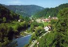 88 Vosges - Perspective sur le Lac de Longemer - 1987