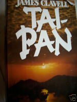 James Clavell Tai-Pan Japan  HC