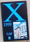 Clamp - X 1999 n° 7 (Jade, 1999) Manga
