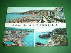Cartolina Albissola - Vedute diverse 1965