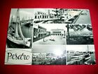 Cartolina Pesaro - Vedute diverse 1950 ca