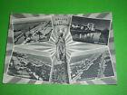 Cartolina Viareggio - Vedute diverse 1965