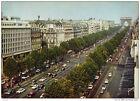 75 Paris - Les Champs Elysées et l'Arc de Triomphe
