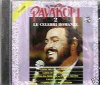 LUCIANO PAVAROTTI - Le celebri romanze 2 - CD RARO SIGILLATO