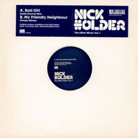 "Nick Holder - The Other Mixes (Vol. 1) (Vinyl 12"" - 2004 - UK - Original)"