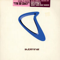 "Par-T-One - I'm So Crazy (Subliminal Mixes) (Vinyl 12"" - 2001 - US - Original)"