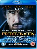 Predestination [Blu-ray] -  CD F2VG The Fast Free Shipping