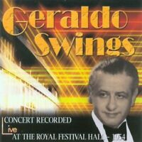 Geraldo Swings - Live At The Royal Festival Ha (NEW CD)