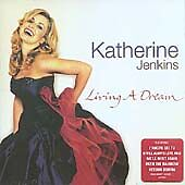 CD ALBUM - Katherine Jenkins - Living a Dream