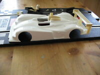 1:24 Dallara LMP ,GFK Kit,mit Anbauteilen