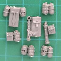 Grey Knights Terminator Kleinteile Set Warhammer 40K Bitz 3374