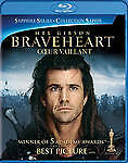 Braveheart (Blu-ray Disc, 2013, Canadian) DISC IS MINT